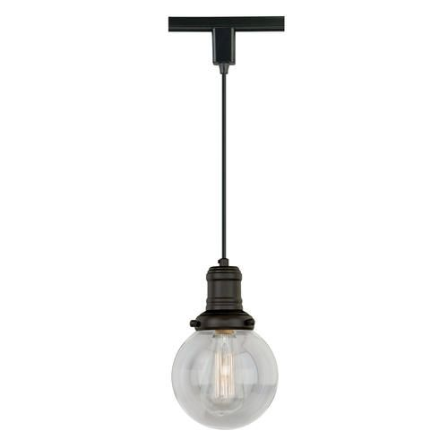 Loft 1 Light 5 875 Bronze Track Light Pendant At Menards Track Lighting Pendants Pendant Lighting Pendant Track Lighting