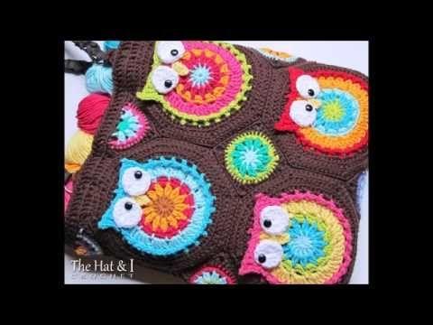 Owl Toteem Crochet Owl Bag Pattern Presentation Handbags