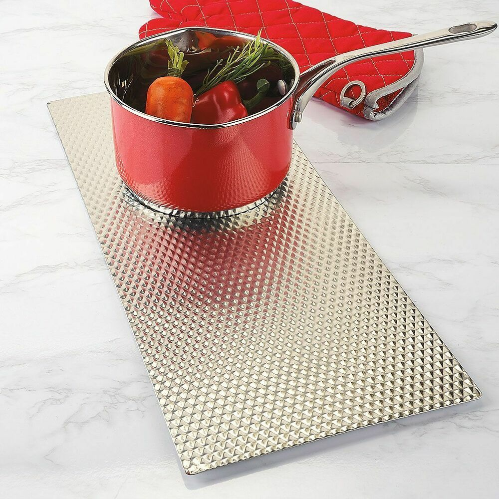 Insulated Kitchen Trivet Counter Table Mat Heat Protection Non Skid 20 X 8 5 Kitchen Hot Pads Kitchen Trivets Table Mats