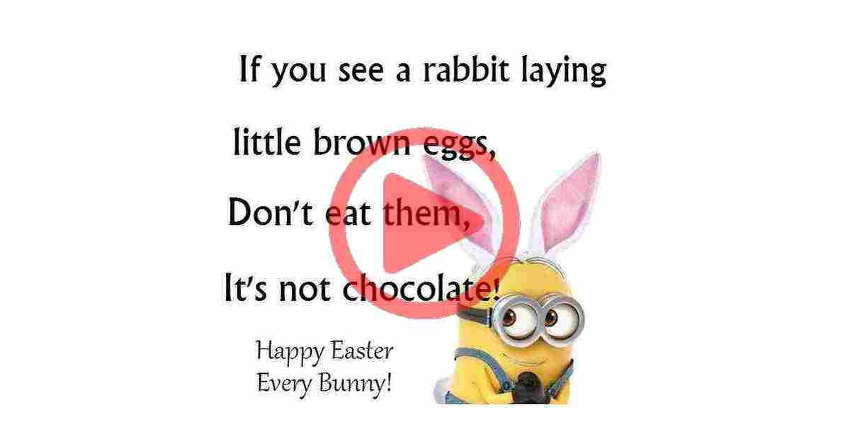 Easter Funny Quotes Video Very Funny Easter Quotes Happy Easter Every Bonny Humor Fun Easter Quotes Funny Easter Quotes Easter Humor