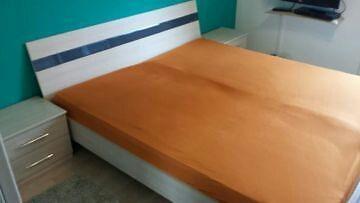 Schlafzimmer gebraucht ~ Bett schlafzimmer nachtkästen cm in dornstadt new home