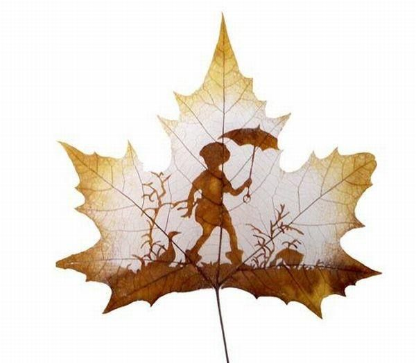 Leaf Carving Art Http Www Leafcarvingart Com Leaf Art Painted Leaves Dry Leaf Art