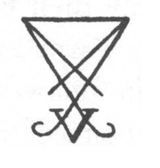 satanic symbols and their meaning | Sigil tattoo, Demon ...  Seal Of Lucifer Tattoo