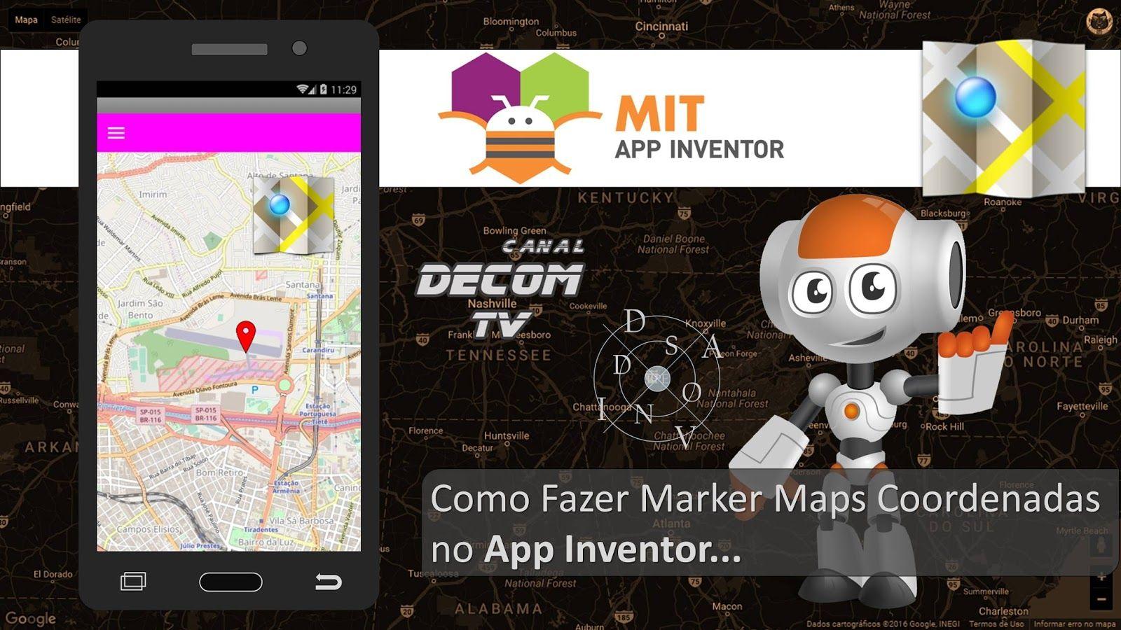 Com este tutorial vamos Aprender a Criar Aplicativo Marker