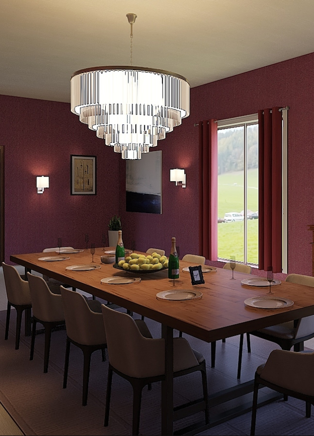 Room Design Software: Design Your Dream Dining Room With Homestyler