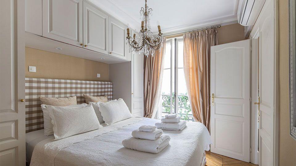 """Un appartamento di charme sulla """"rive gauche"""" a Parigi"""