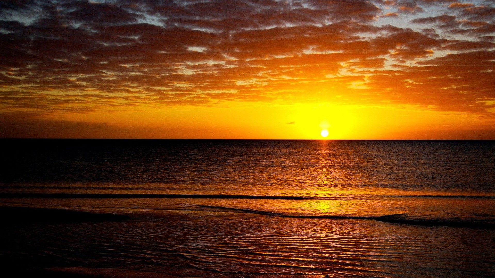 pin golden sunset hd - photo #35