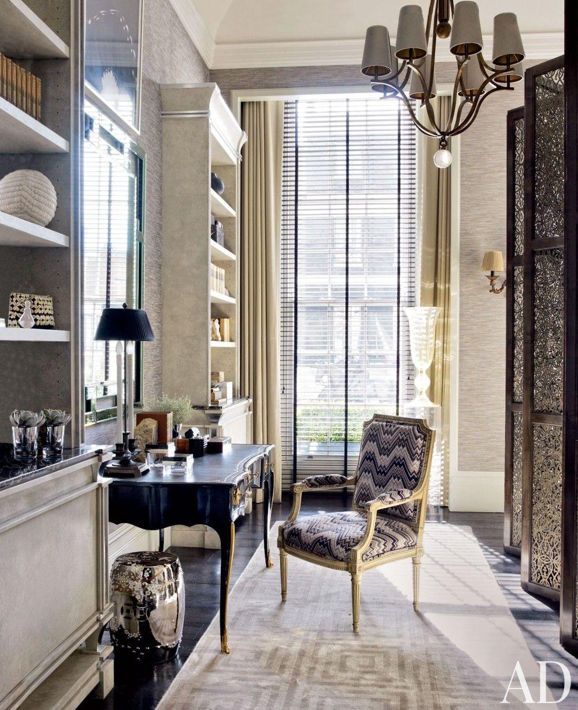 Contemporary bedroom by hubert zandberg and jan swanepoel in london