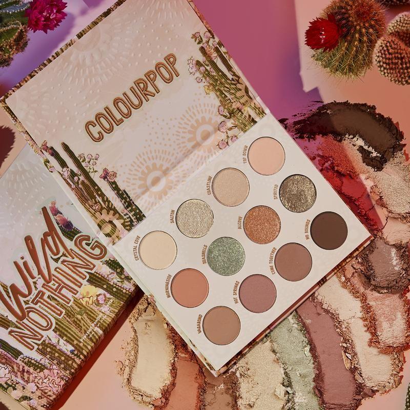 Wild Nothing Eyeshadow Makeup Palette | ColourPop