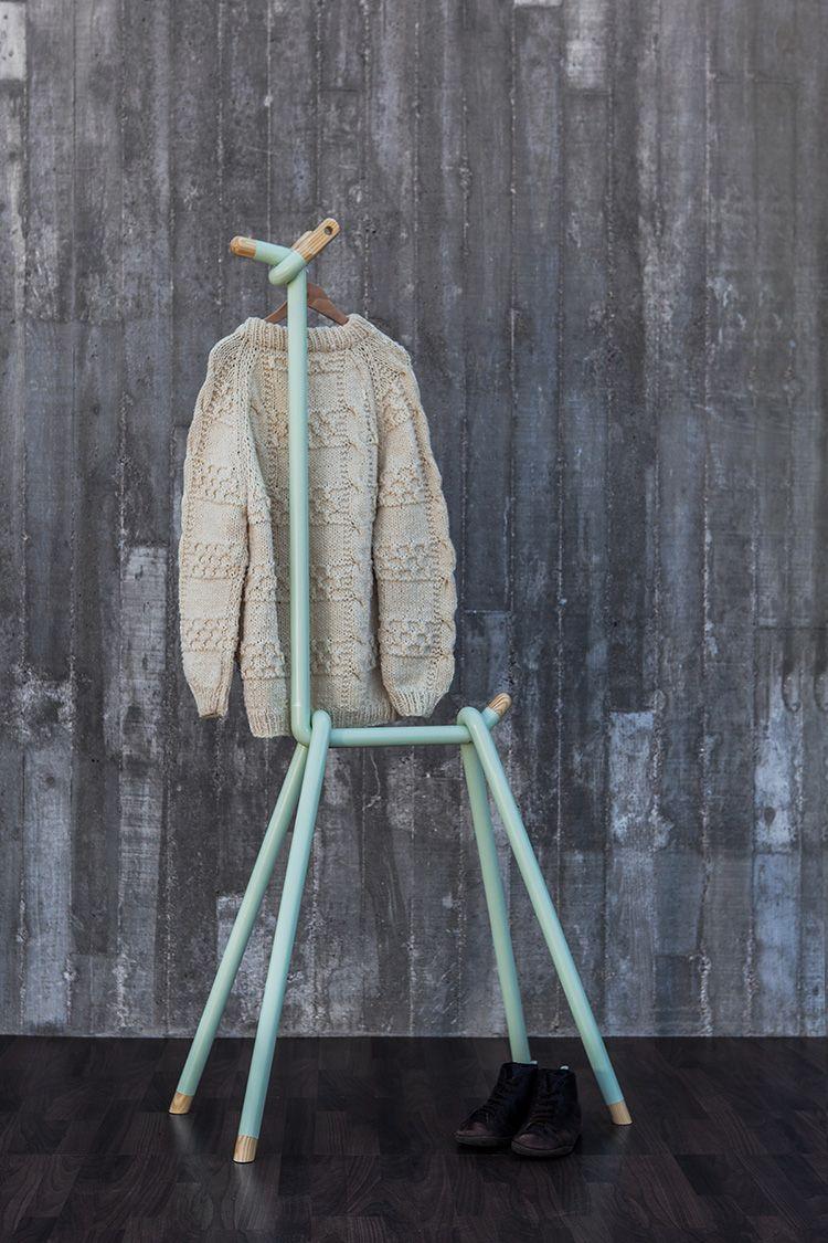 Llama clothes rack by andré simón clothes racks clothes storage