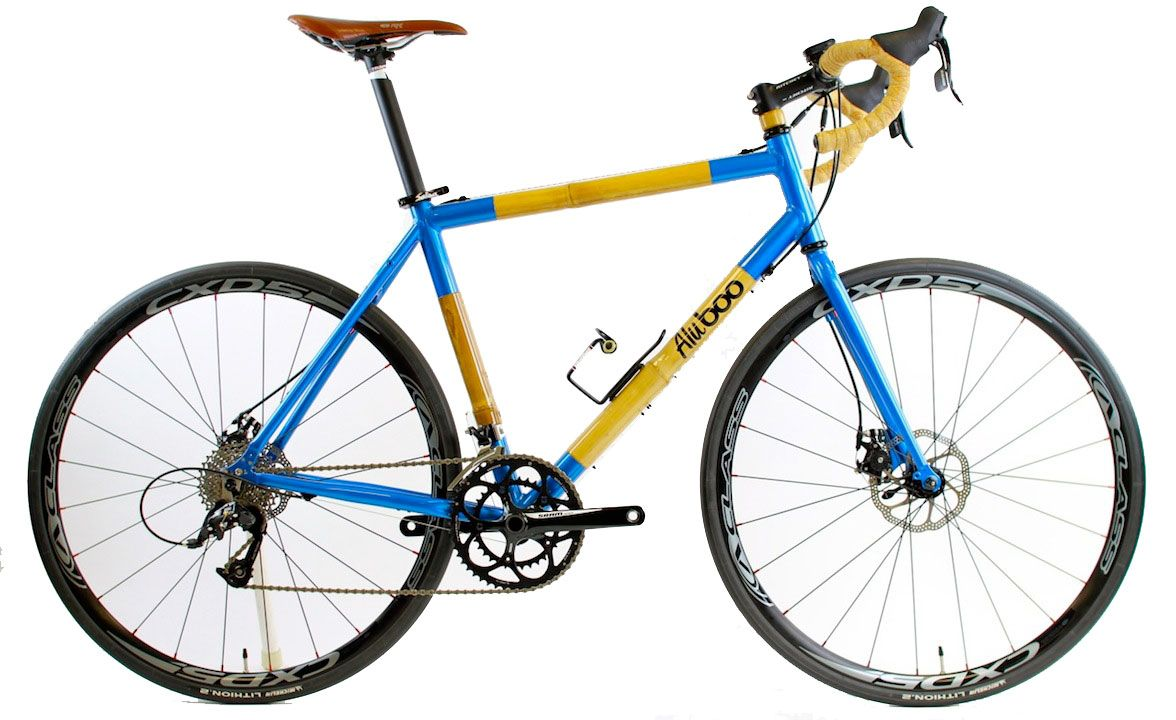 Aluboo - R-Series Bamboo Bike | Aluboo - Bamboo Bikes | Pinterest