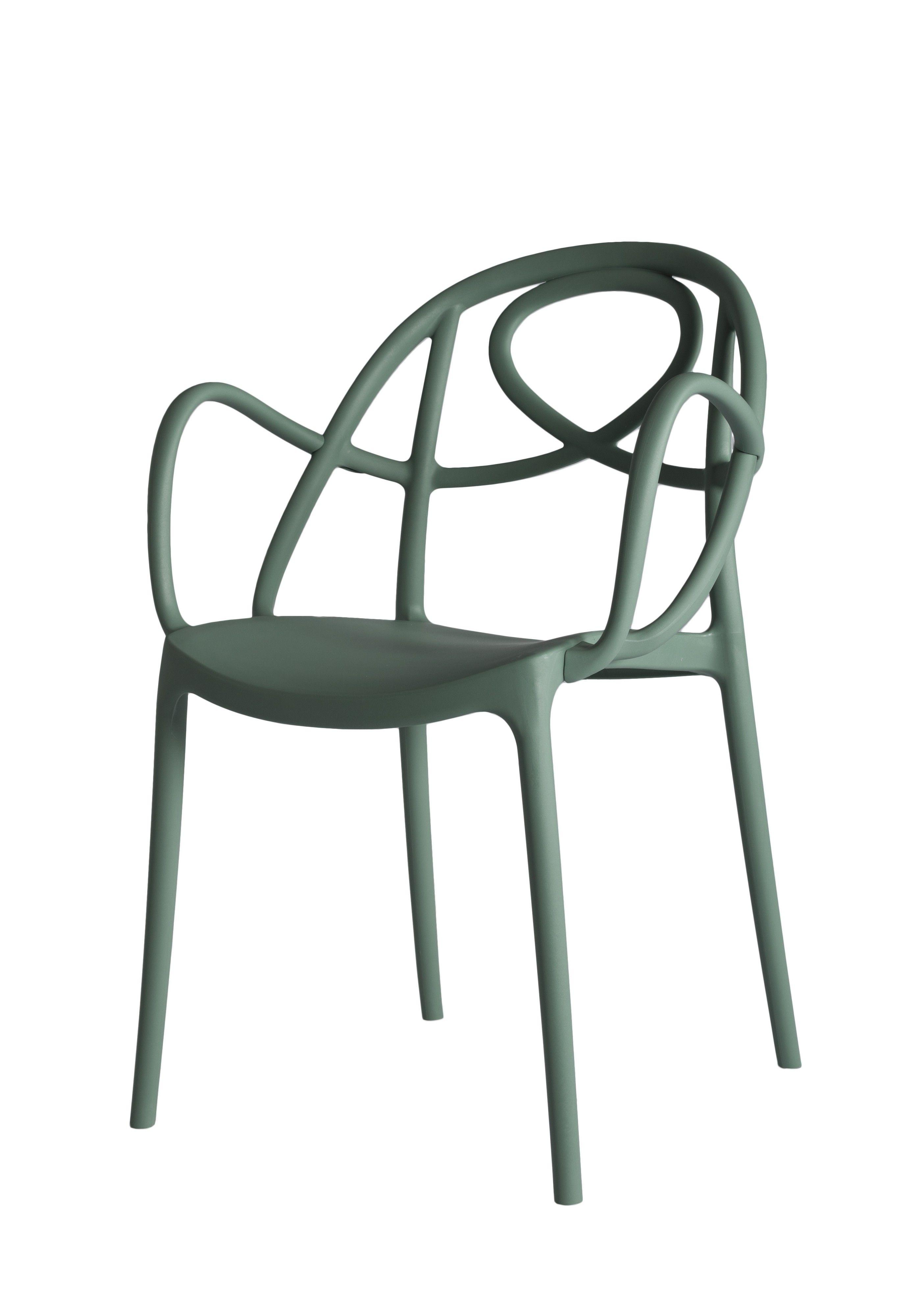 Green Srl Eetkamerstoel Etoile Met Armleuning Design Eetkamerstoel Stacking Patio Chairs Patio Chair Covers Patio Chairs