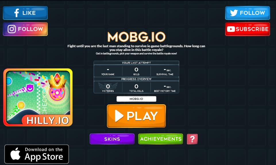 Pin On Io Games Arcade