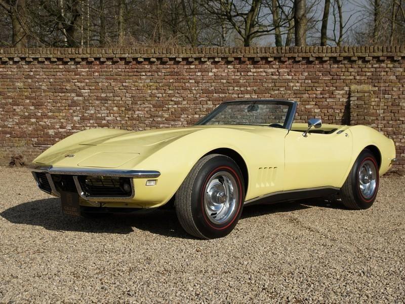 1968 Chevrolet Corvette C3 Autos Museos