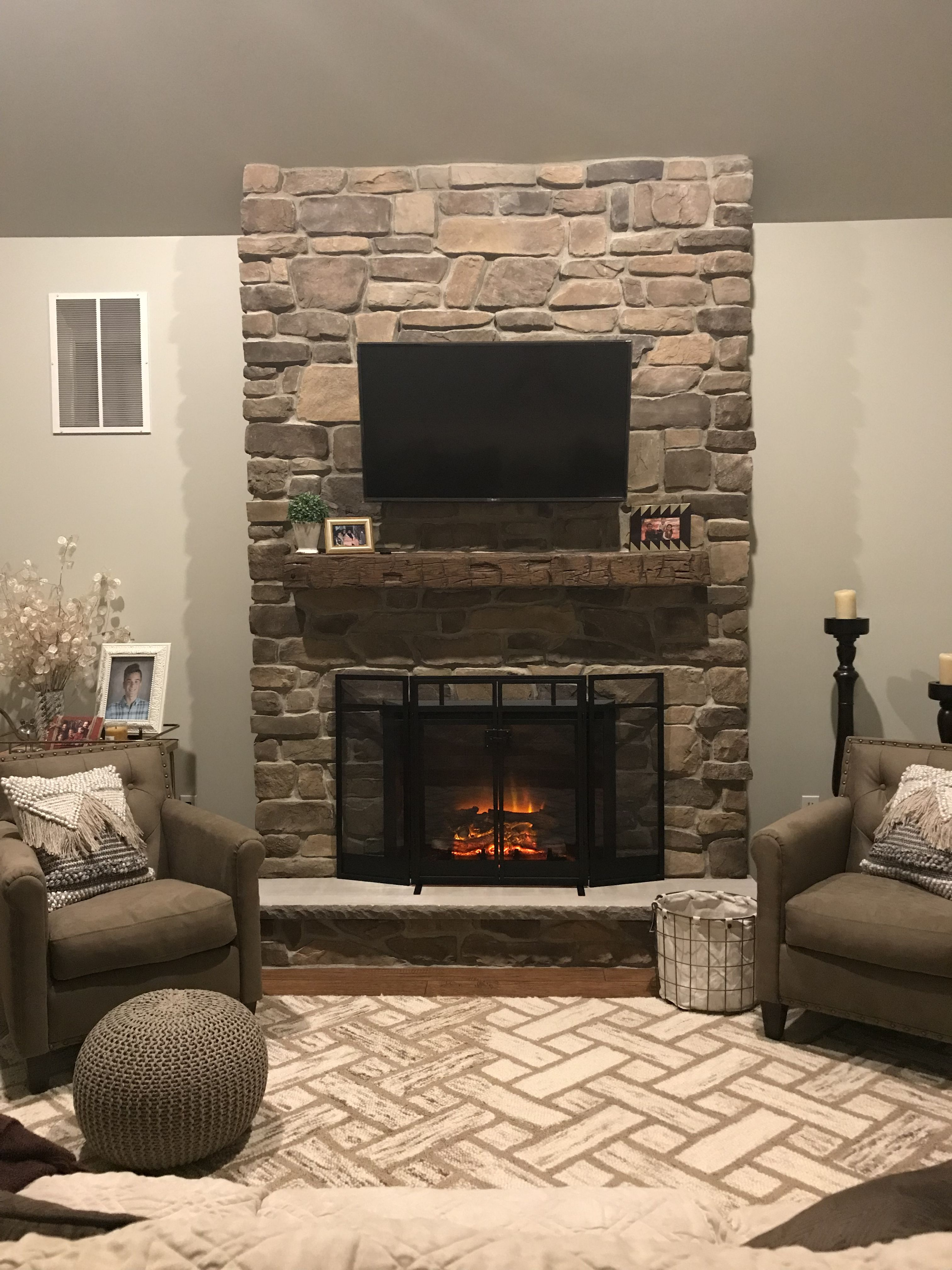 Eldorado Stone Veneer Fireplace Diy El Dorado Stone Veneer Fireplace In Veneto Fieldledge My