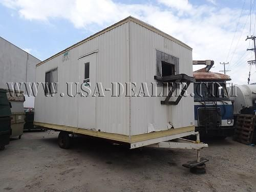 OFFICE TRAILER Office Trailer (Bill Of Sale Only No Title) Roof - trailer bill of sales