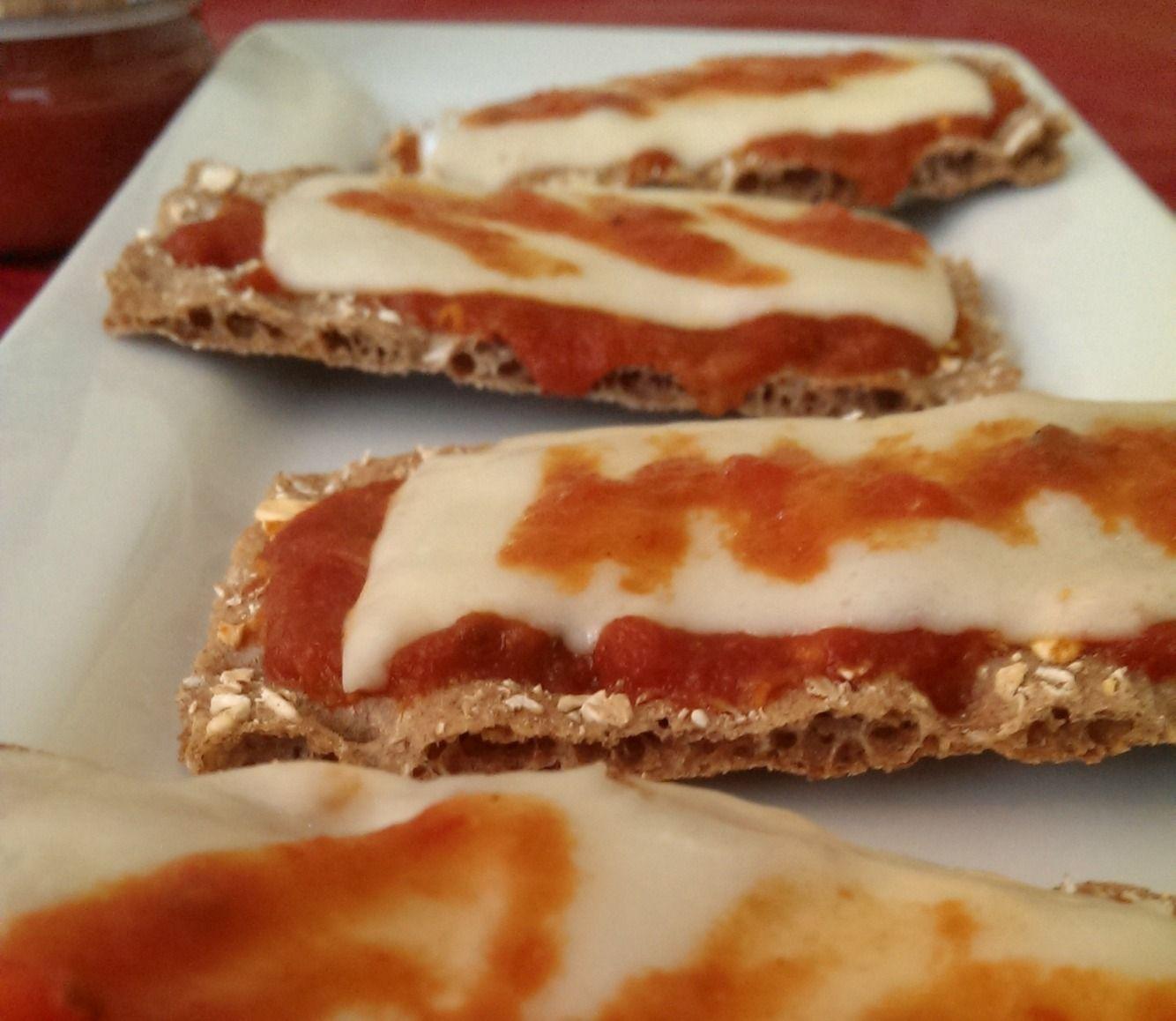 Easy After School Snacks - Wasa® Crispbread Pizzas - Easy After School Snacks Wasa® Crispbread Pizzas #coupons #BarillaPlus #BarillaGlutenFree @walmart @BarillaUS #ad