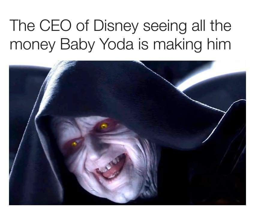 Pin By Talitha Garcia On Star Wars Is Awesome Memes Funny Memes Star Wars Yoda