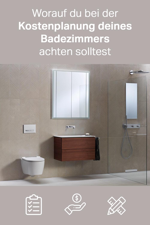 Mit Blick Auf S Detail 3 Tipps Wie Du Nicht Am Falschen Ende Sparst So Gelingt Deine Badezimmer Planung Badezimmer Badmobel Badeinrich