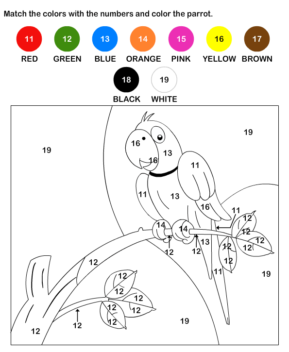 Pin By Michele Birtz On Preschool Theme Birds Educational Worksheets Color Worksheets Preschool Worksheets