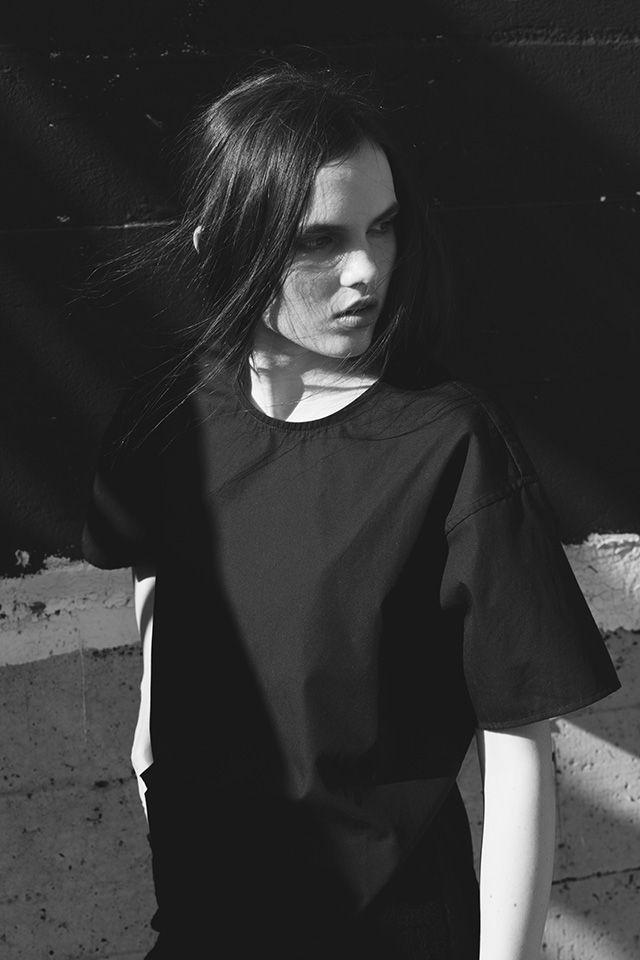 Simple Black Dress — Shaina Mote