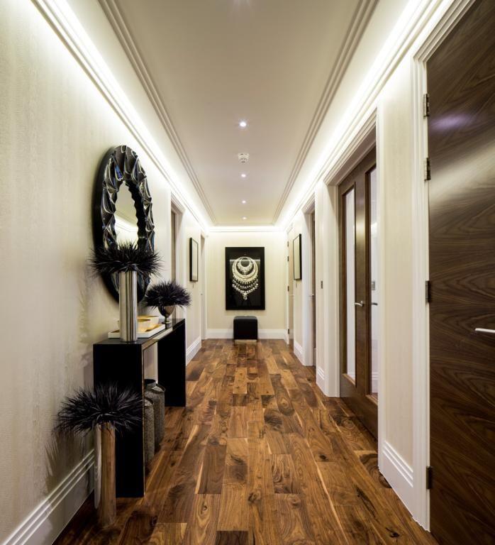 Interior Design Home Staging: Home Staging — Hallway Interior Design