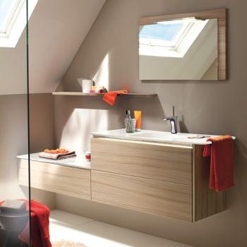 Meuble salle de bain lido for Creation meuble salle de bain