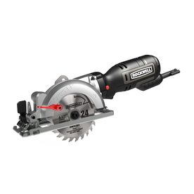 Shop Rockwell 5 Amp 4 1 2 In Corded Circular Saw At Lowes Com
