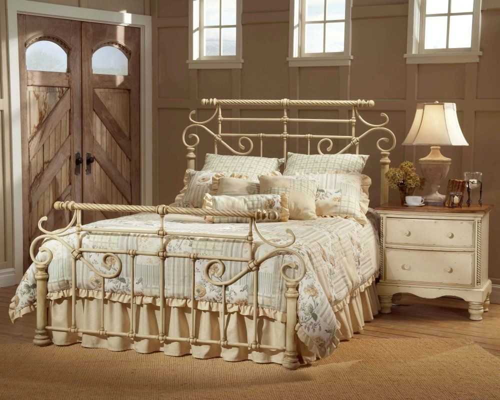 awesome Elegant Bedrooms with Wrought Iron Bed Designs | Proyectos ...