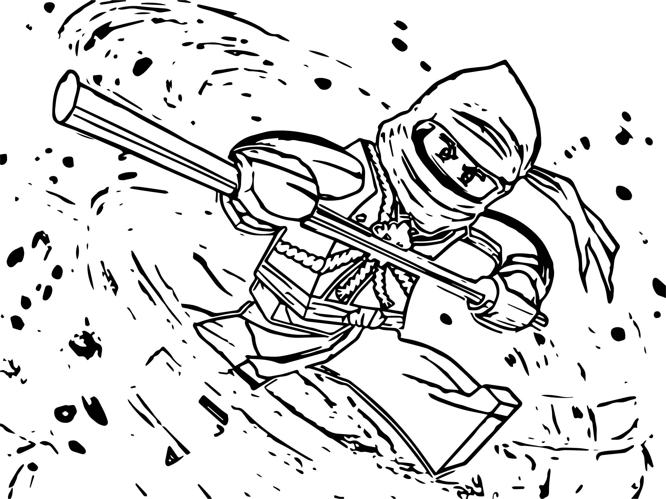 Cool Cartoon Network Ninjago Master Of Spinjitzu Coloring Page Cartoon Coloring Pages Coloring Pages Winter Dinosaur Coloring Pages
