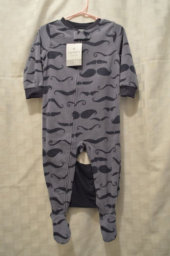 c317a27bb65e 18 Month Not So Great EscapeToddler Fleece Footie Sleeper Pajamas ...