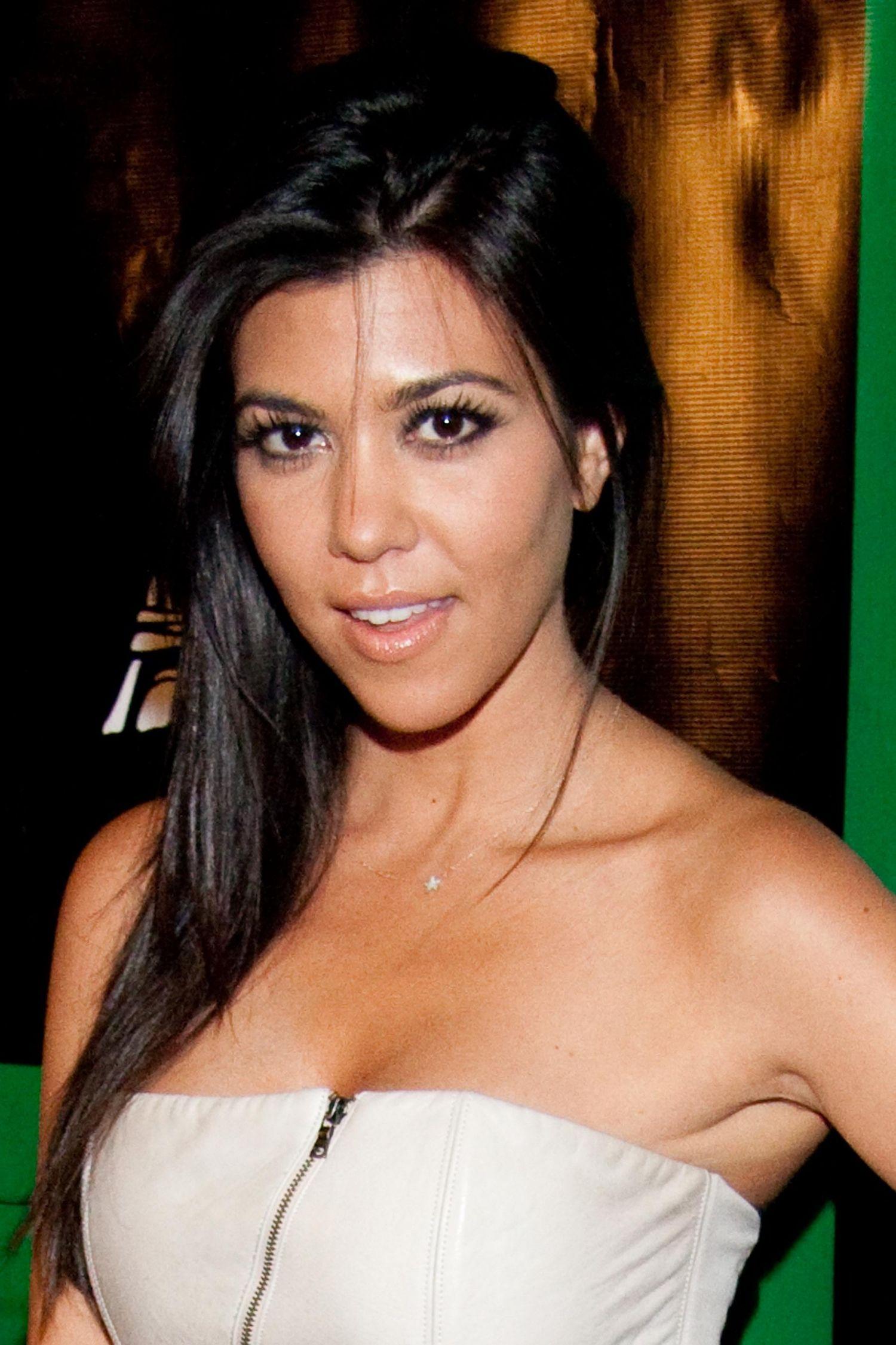 Kourtney Kardashian from The Big Picture Todayus Hot Photos  La