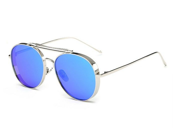 polarized aviator sunglasses ihht  Women Polarized Aviator Sunglasses Oculos Gold Silver frame Glasses Shades  Round Sunglass Female Eyewear Gold Black