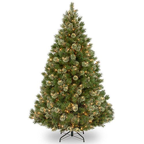 75 Prelit Medium Wispy Willow Grande Cashmere Artificial Christmas Tree Clear Lig Pre Lit Christmas Tree Artificial Christmas Tree Christmas Tree Clear Lights