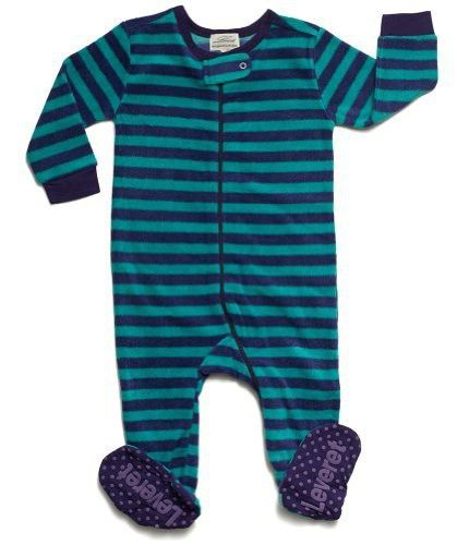 Leveret Fleece Baby Girls Footed Pajamas Sleeper Kids   Toddler Pajamas (3  Months-5 Toddler) 1cb9e9aa4