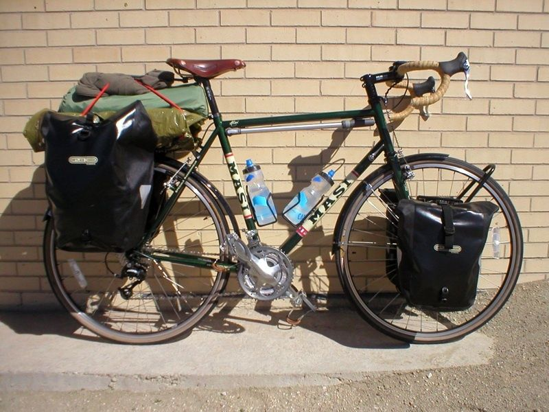 Cross Country Bike Trip Any Country Preferably A Small Country