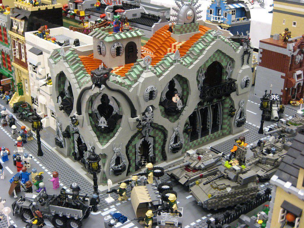 лего зомби апокалипсис игрушки картинки первый раз