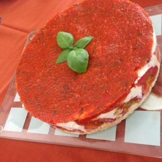 une recette fraicheur pour cet été, le tomatier saura vous séduire