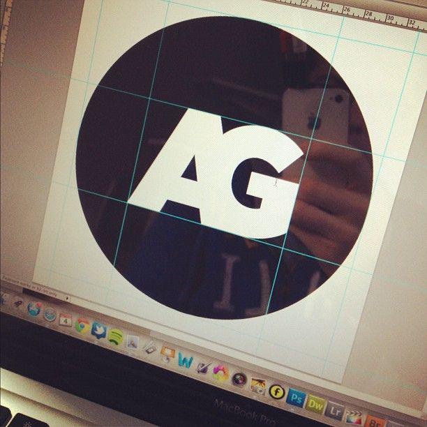 Personal logo design of AaronGuthrie, via Flickr
