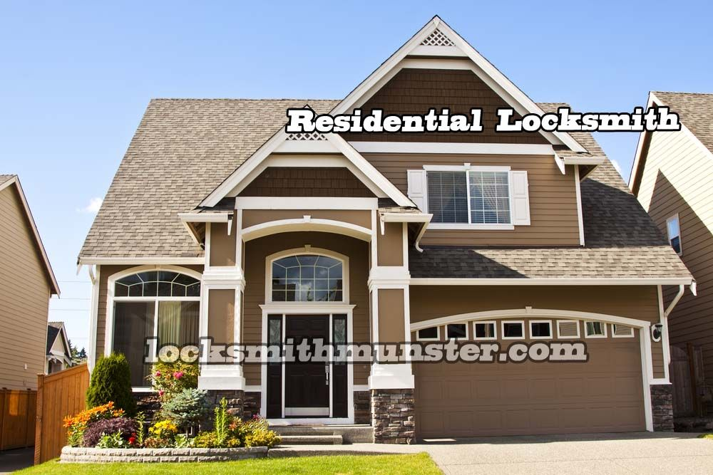 Best Munster Residential Locksmith With Images Brown House 400 x 300