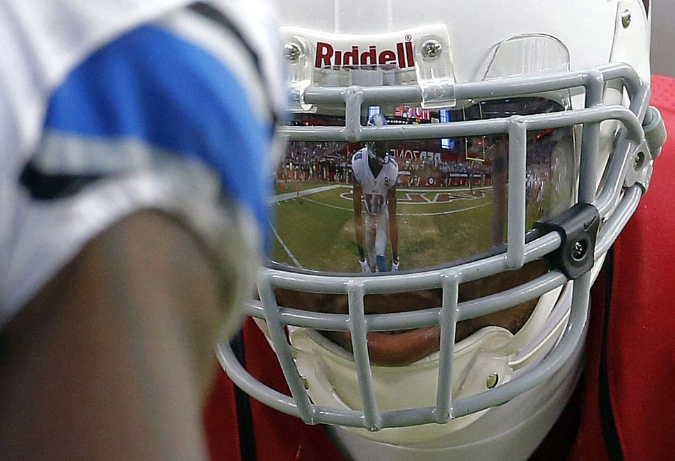 Calvin Johnson Is The Last Thing A Cornerback Sees