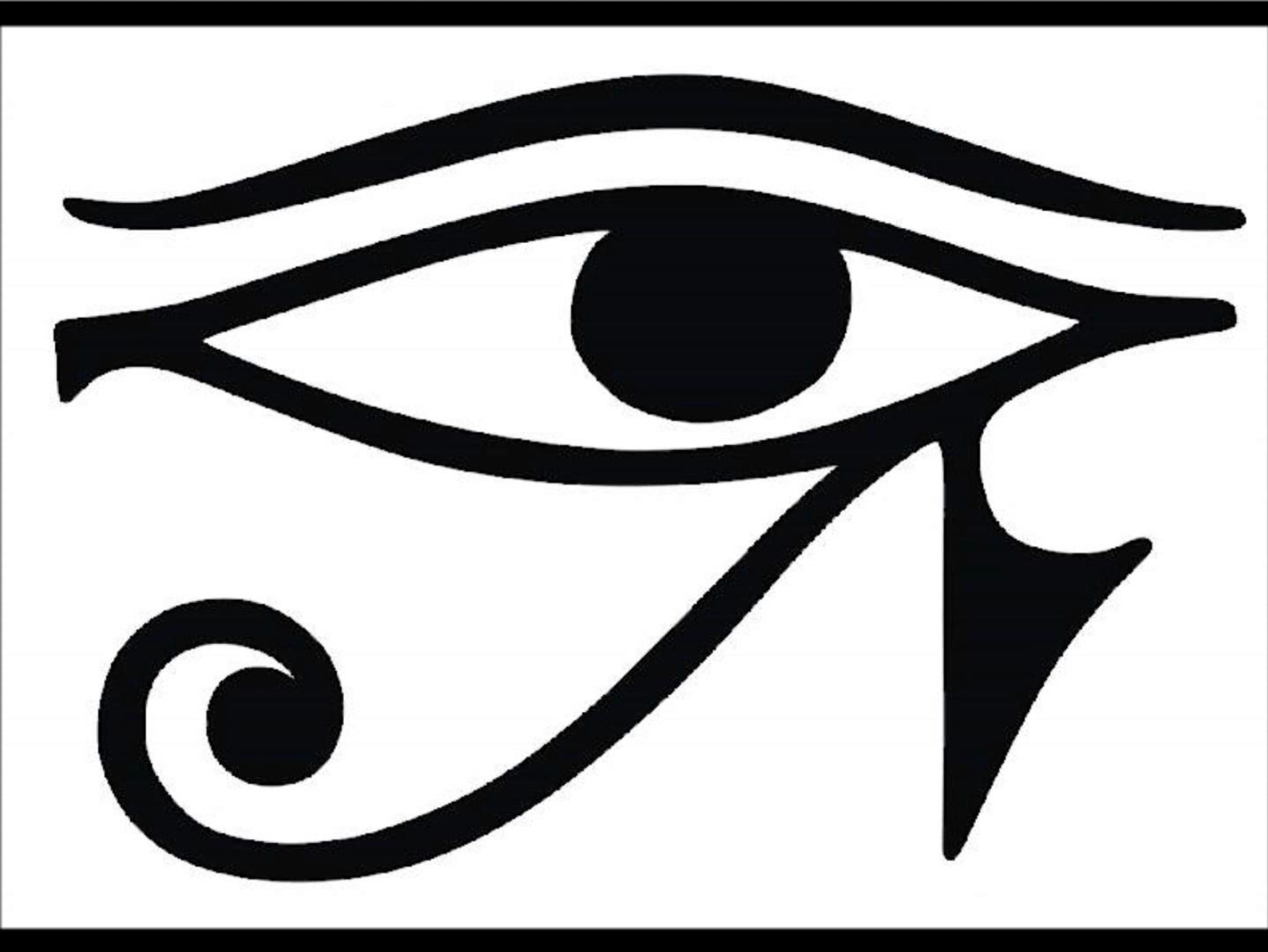 Russians were atlanteans anunnaki and elohim the eye of horus is an ancient egyptian symbol of protection royal power and good health the eye is personified in the goddess wadjet biocorpaavc Choice Image