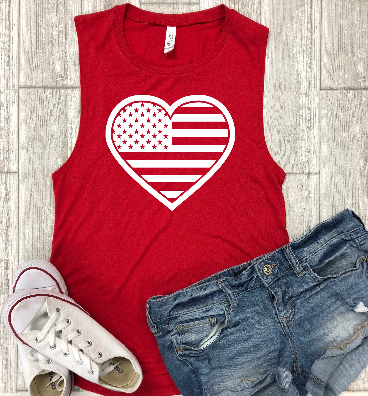 4th of july shrit american flag clothing festival