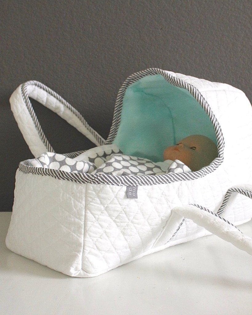 Baby Doll Basket #babydoll