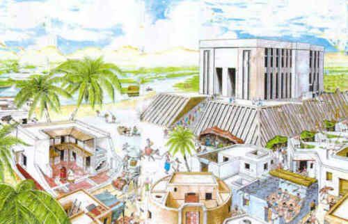 sumeri villaggi cerca con google storia pinterest