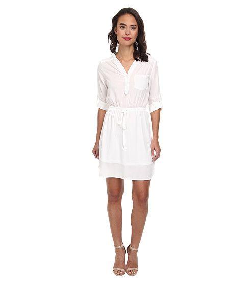 Christin Michaels Bluebell Dress White - Zappos.com Free Shipping BOTH Ways