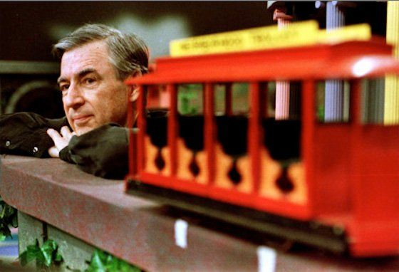 Mister Rogers Was Named An Honorary Captain Of The Pittsburgh Penguins In 1991 Omg Facts Omgfacts Twitter Fred Rogers The Neighbourhood Words