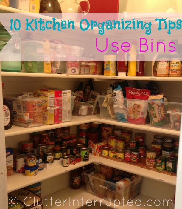 Kitchen organizing solutions use bins clutter interrupted kitchen organizing solutions use bins clutter interrupted workwithnaturefo