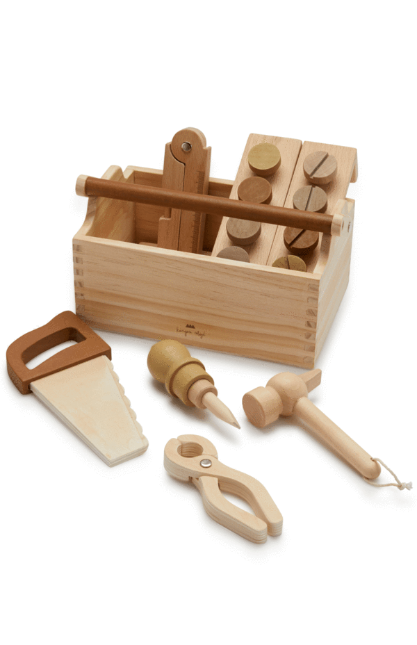 Konges Slojd Tool Box Wooden Tool Boxes Tool Box Wooden Toys