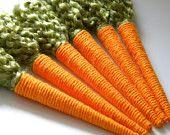 Fun carrots —lots of ideas